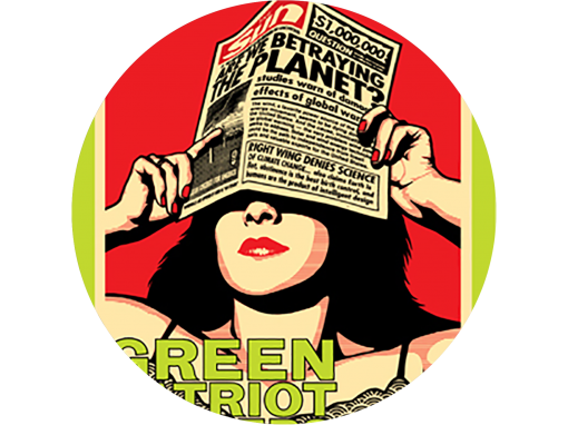 Green Patriot Posters (2008-Ongoing)