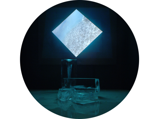 Sublimation of Ice (2006)